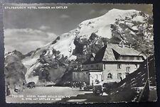 BOLZANO -  HOTEL PASSO STELVIO SULL'ORTLES - 1949
