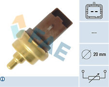33708 FAE Sensor, coolant temperature for CITROËN,MINI,PEUGEOT