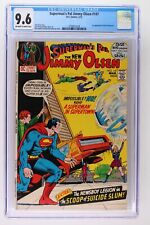 Superman's Pal Jimmy Olsen #147 - DC 1972 CGC 9.6 1st Appearance of Victor Volca