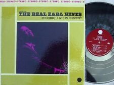 The real Earl Hines ORIG US LP EX 1965 Focus FS335 Live in concert Jazz Swing