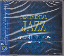 """Sentimental Jazz Vol.1"" DW Mastering Hi-Fi Audiophile CD Brand New Sealed"