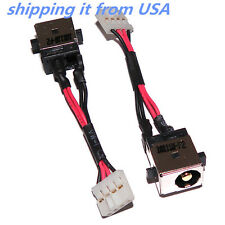 DC POWER JACK PLUG IN CABLE HARNESS FOR TOSHIBA Portege Z935-P300 Z935-P390