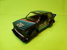 POLISTIL SN41 VW VOLKSWAGEN GOLF I - RALLY No 28 - BLACK 1:25 - GOOD CONDITION