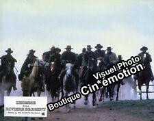 7 Photos Cinéma 21x27cm (1982) L'HOMME DE LA RIVIÈRE D'ARGENT Kirk Douglas NEUVE