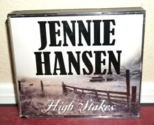 High Stakes Audiobook on CD by Jennie Hansen 2004 LDS Mormon