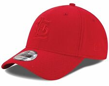St Louis Cardinals New Era 39Thirty MLB Tone Tech S/M Flexfit Fitted Cap Hat