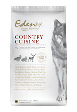 Eden 80/20 Country Cuisine Game with Lamb Dog Food Small Kibble 6kg