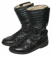""" POLO "" Motorradstiefel / Biker- Boots / Stiefel in schwarz ca. Gr. 40,5 bis 41"