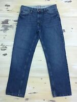 TOMMY HILFIGER - Mens Straight Leg Regular Fit Stonewash Jeans, Sz 30 x 30