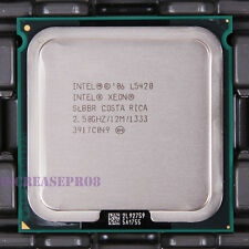 Intel Xeon L5420 SLBBR CPU Processor 1333 MHz 2.5 GHz LGA 771/Socket J