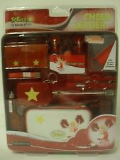 Cheerleader 16 in 1 Accessory Bundle pack for Nintendo DS Lite - Brand New