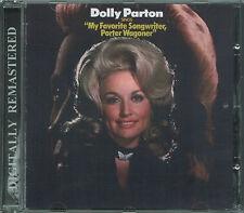 "DOLLY PARTON - Sings ""My Favorite Songwriter, Porter Wagoner"""