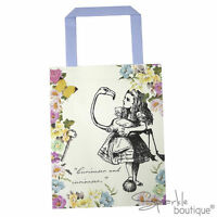 Truly Alice in Wonderland PARTY BAGS x 8 -Mad Hatter's Tea Party - Gift / Favour