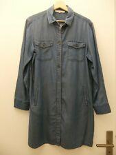 Gérard Darel magnifique robe chemisier  tencel jean taille 42-44 neuve