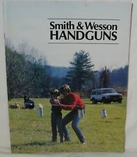 Smith & Wesson Handguns 29 Page Booklet with cut away view Many Models Featured