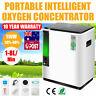 1-8L/min Portable Home Health Care 93% Oxygen Generator Concentrator Machine
