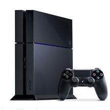 Consola Sony PlayStation 4-Negro