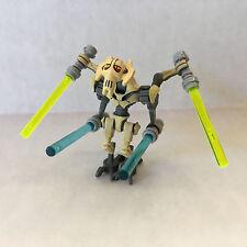 Lego Star Wars GENERAL GRIEVOUS Minifigure Clone Wars Cyborg #8095 9515 Sabers