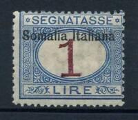 Italia 1909 Sass. 19 Nuovo * 100% Segnatasse 1 l.