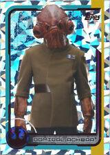 Force Attax Die Reise zu Star Wars : Die Letzten  182 - Admiral Ackbar