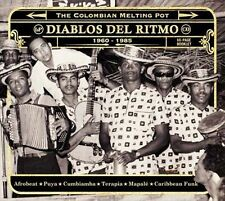 Diablos del Ritmo - Colombian Melting Pot 1960-1985 2 cds on Analog Africa EXC