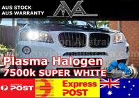 MVA 7500k H11 55W PURE WHITE Halogen Bulbs Globes for Toyota LandCruiser Prado