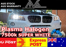 MVA 7500k PURE WHITE Package H4 H3 Bulbs for Holden Commodore VL VN VP VR VS