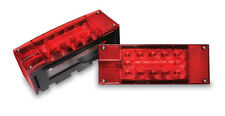 Submersible Pair of LED Trailer Lights Stop Tail Boat