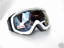 SNOWBOARDBRILLE SKIBRILLE von Ravs SKI GLETSCHER goggle Antifog double Lens