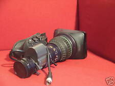 Canon lens j15ax8b4 & GT SONY B4 mount camcoders test&coll