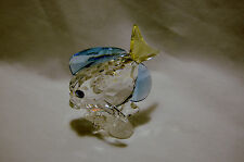 SWAROVSKI BLUE TANG FISH COLORED 886180 BEST OFFERS CONSIDERED