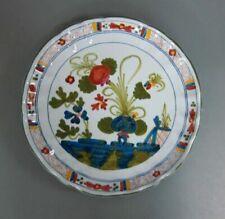 Italienische Majolika-Keramik-Teller