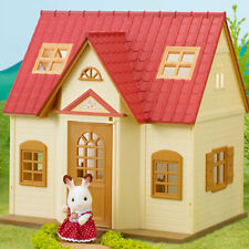 Sylvanian Families Calico Critters Cozy Cottage Starter Home & Furniture