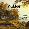 Walden by Henry David Thoreau Audiobook on 1 MP3 DVD