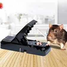 6pcs Rat Trap Heavy Duty Mouse Trap Easy Bait Pest Catching Catcher AU