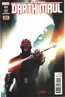 STAR WARS DARTH MAUL #2 Marvel Comics 1ST print CAD BANE 2017
