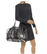 Valentino Garavani Silver Sequin Embellished Large Tote Bag RRP $2395