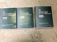 2008 Hummer H2 H 2 Service Repair Shop Manual Set FACTORY BRAND NEW GM OEM