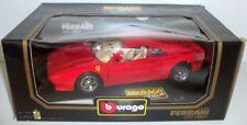 Véhicules miniatures Burago moulé sous pression pour Ferrari