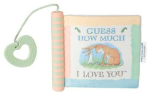 Guess How Much I Love You: Soft Book by Kids Preferred by Kids Preferred