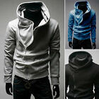 Men's Sexy Slim Fit Top Designed Casual Hoodies Sweater Jackets Coats Outwear