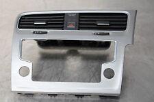 VW Golf MK7 salpicadero envolvente con ventilaciones de aire y Interruptor de peligro 5G2819728