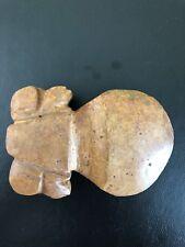 Pre Columbian Chavin/Moche Hard Stone Axe Head from Peru!!