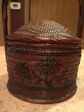Vintage Chinese Wedding Gift Basket
