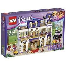 Building Lego 41101 Friends Heartlake Grand Hotel Toy