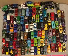 Mixed Lot Die Cast Cars, Trucks, Etc. Mattel, Hot Wheels, Match Box and More 105