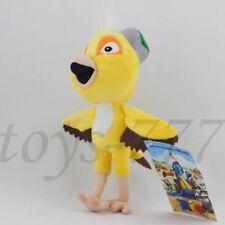 "Rio Movie Nico Character 8.7"" Stuffed Animal Yellow Bird Plush Toy Chick Doll"