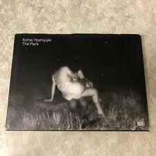 The Park~Kohei Yoshiyuki~Hardcover Art Book~B32