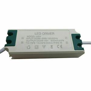 Transformateur pour LED Driver de Self Electronics à tension constante 48 W 12V