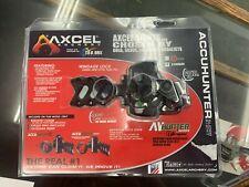 Axcel Sights AccuHunter 1 Pin AV Hunter Scope Slider Sight .019 ACHN-N119-4GB